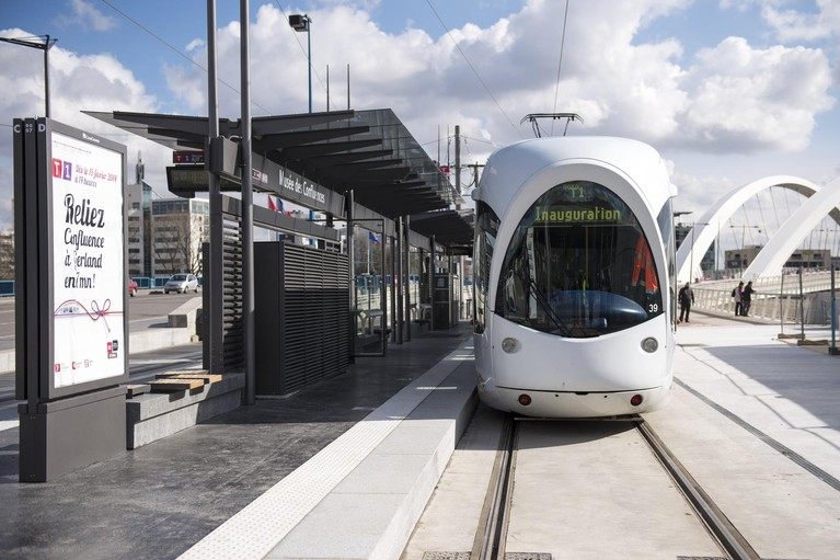 Le Tramway T1